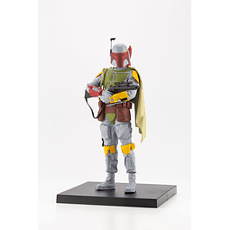 Star Wars Episode V ARTFX+ Statue 1/10 Boba Fett Vintage Color Exclusive