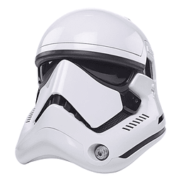 Star Wars Episode VIII The Black Series Electronic Helmet First Order Stormtrooper