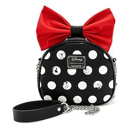 Mala Disney by Loungefly Minnie Polka Big Red Bow