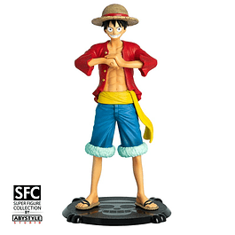 One Piece SFC PVC Statue Monkey D. Luffy