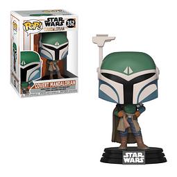 POP! Star Wars: The Mandalorian - Covert Mandalorian