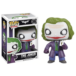 POP! Heroes: The Dark Knight Trilogy - The Joker