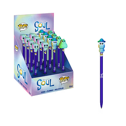 Pen with Topper Disney Pixar Soul Joe Gardner (Soul World)
