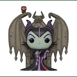POP! Deluxe: Disney Villains - Maleficent on Throne