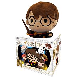 Harry Potter Chibi Set Plush & 3D Puzzle