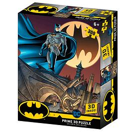 Puzzle Lenticular 3D 300 Peças DC Comics Batman