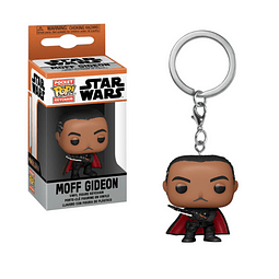 Porta-chaves Pocket POP! Star Wars: Moff Gideon
