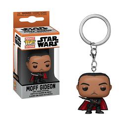 Porta-chaves Pocket POP! Star Wars: Moff Gideon
