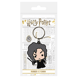 Porta-chaves Harry Potter Chibi Bellatrix