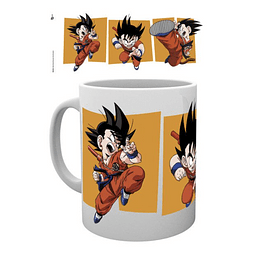 Caneca Dragon Ball Z Goku
