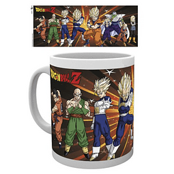 Caneca Dragon Ball Z Fighters