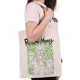 Saco Rick and Morty Portal
