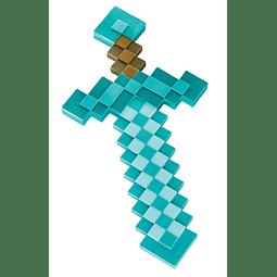 Minecraft Replica Diamond Sword