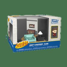 Funko Mini Moments: Seinfeld Jerry's Apartment - Elaine