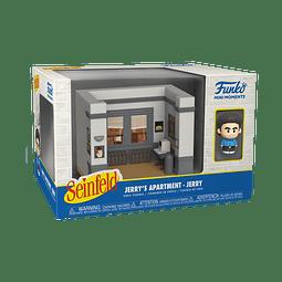 Funko Mini Moments: Seinfeld Jerry's Apartment - Jerry