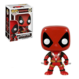 POP! Marvel: Deadpool - Deadpool (Two Swords)