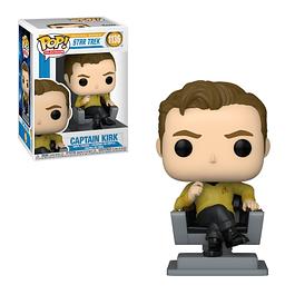 POP! TV: Star Trek The Original Series - Captain Kirk