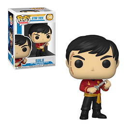 POP! TV: Star Trek The Original Series - Sulu (Mirror Mirror Outfit)