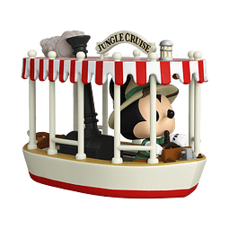 POP! Rides: Jungle Cruise - Mickey Mouse