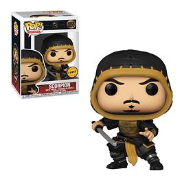 POP! Movies: Mortal Kombat - Scorpion Chase Edition