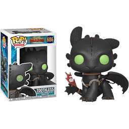 POP! Movies: How to Train Your Dragon 3 - Toothless