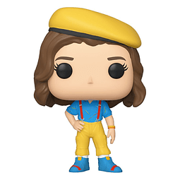 POP! TV: Stranger Things - Eleven in Yellow Outfit