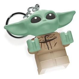 Porta-chaves LEGO Star Wars LEDLITE The Mandalorian The Child