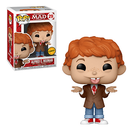 POP! MAD: Alfred E. Neuman Chase Edition