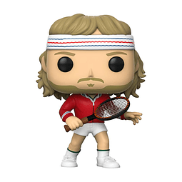 POP! Tennis: Tennis Legends - Björn Borg