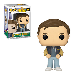POP! Disney The Mighty Ducks: Coach Bombay