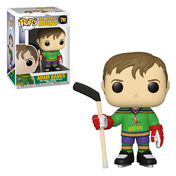 POP! Disney The Mighty Ducks: Adam Banks