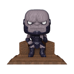 POP! Deluxe: Zack Snyder's Justice League - Darkseid on Throne