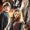 Multi-Puzzle 3x1000 Peças Harry Potter Characters