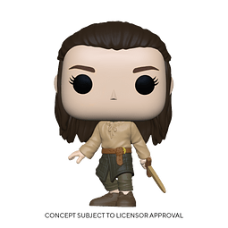 POP! Game of Thrones: Arya Training