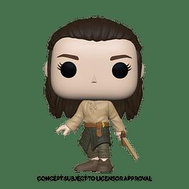 POP! Game of Thrones: Arya Training