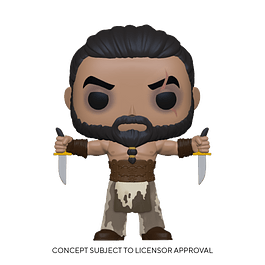 POP! Game of Thrones: Khal Drogo with Daggers