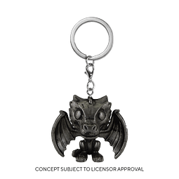 Porta-chaves Pocket POP! Game of Thrones - Drogon