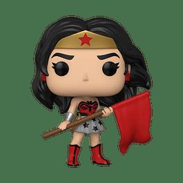 POP! Heroes: Wonder Woman 80th Anniversary - Wonder Woman (Superman: Red Son)
