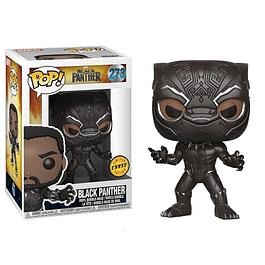POP! Marvel Black Panther: Black Panther Chase Edition