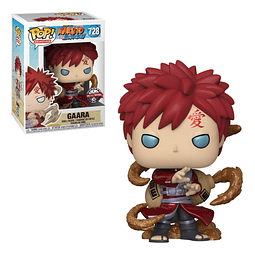 POP! Animation: Naruto Shippuden - Gaara (Metallic) Special Edition