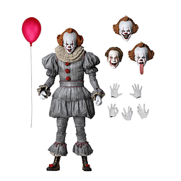 It Chapter Two Action Figure Ultimate Pennywise