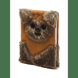 Notebook A5 Premium Star Wars Fluffy Ewok
