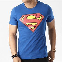 T-shirt Superman Classic Logo