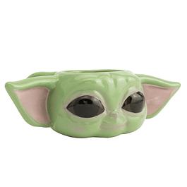 Caneca 3D Star Wars The Mandalorian The Child
