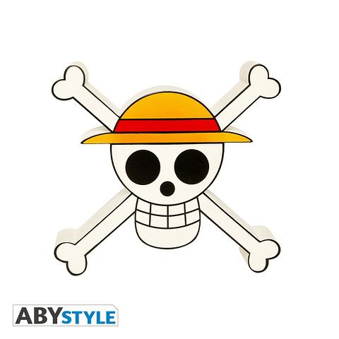 Luz de Presença One Piece Skull