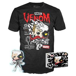 POP! & Tee Box Marvel Anti-Venom