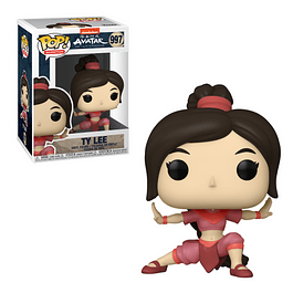 POP! Animation: Avatar The Last Airbender - Ty Lee