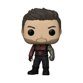 POP! Marvel The Falcon and the Winter Soldier - Winter Soldier (Zone 73)