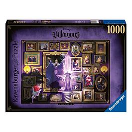 Puzzle 1000 Peças Disney VilIainous Evil Queen