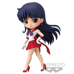 Sailor Moon Eternal The Movie Q Posket Super Sailor Mars